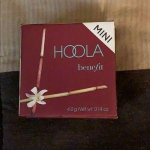 Hoola matte bronze mini